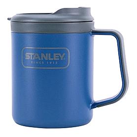 Термокружка Stanley Adventure eCycle 470 мл темно-синяя
