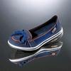 Мокасины синие WalkMaxx - фото 1
