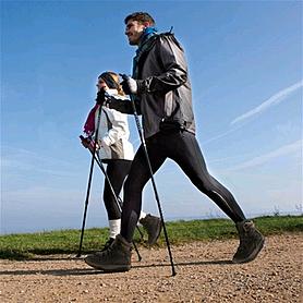 Фото 3 к товару Палки для спортивной ходьбы WalkMaxx