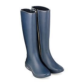 Резиновые сапоги WalkMaxx темно-синие