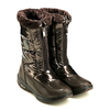Сапожки зимние на молнии, коричневые WalkMaxx - фото 2