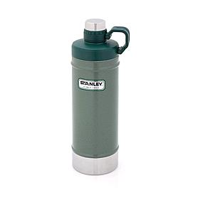 Фото 1 к товару Термос-поилка классический Stanley Hammertone 620 мл зеленый