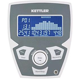 Фото 2 к товару Велотренажер магнитный, вертикальный Kettler KTLR7627-500 Axos Cycle
