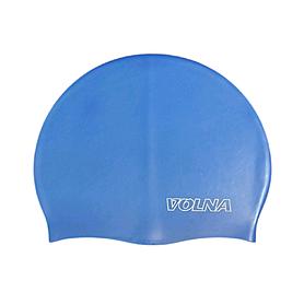 Фото 1 к товару Шапочка для плавания Volna Classic голубая