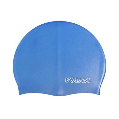 Шапочка для плавания Volna Classic голубая