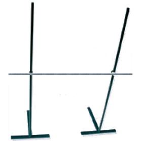 Фото 1 к товару Лавка гімнастична 4м. металеві ніжки Еліт (ширина 25см, h-34см)