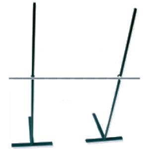 Лавка гімнастична 4м. металеві ніжки Еліт (ширина 25см, h-34см)