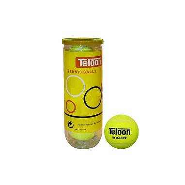Мячи для большого тенниса Teloon (3 шт)