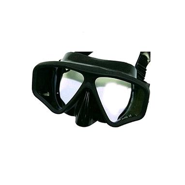 Маска для плавания Volna Kacha Black