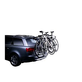 Фото 2 к товару Багажник на крышку авто для 3-х велосипедов Thule ClipOn 9104