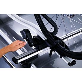 Фото 2 к товару Багажник на крышу авто для 1-го велосипеда Thule ProRide 591