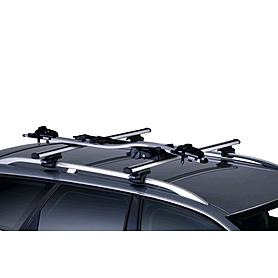 Фото 3 к товару Багажник на крышу авто для 1-го велосипеда Thule ProRide 591