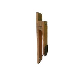Фото 3 к товару Макивара деревянная кемпо (1 шт)