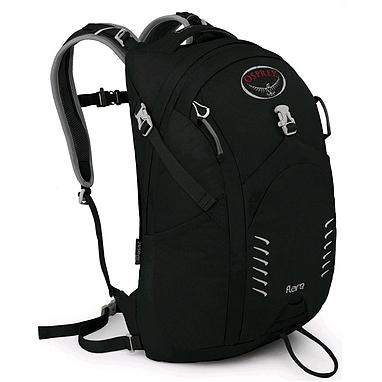 Рюкзак городской Osprey Flare 22 л черный