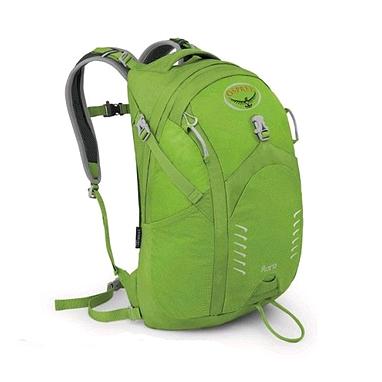 Рюкзак городской Osprey Flare 24 л зеленый