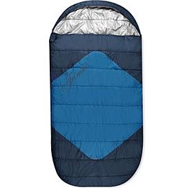 Фото 1 к товару Спальний мешок (спальник) Trimm Divan 195 левый синий