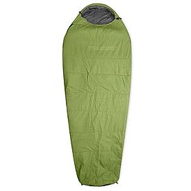 Фото 1 к товару Спальний мешок (спальник) Trimm Summer 185 левый зеленый