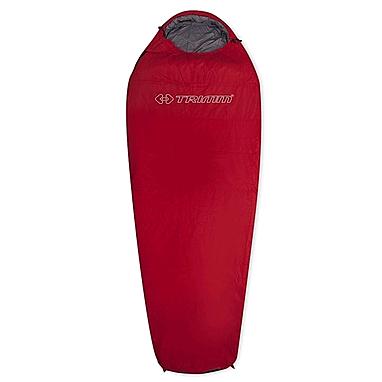 Спальний мешок (спальник) Trimm Summer 195 левый красный