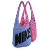 Сумка женская Nike Graphic Reversible Tote голубой с розовым - фото 1
