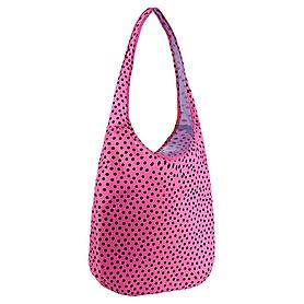 Фото 4 к товару Сумка женская Nike Graphic Reversible Tote голубой с розовым