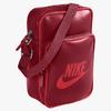 Сумка мужская Nike Heritage Si Small Items II бордовый - фото 1