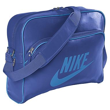 Сумка мужская Nike Heritage Si Track Bag голубой