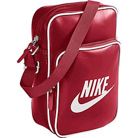Фото 1 к товару Сумка мужская Nike Heritage Si Small Items II красный