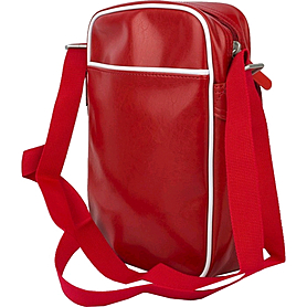 Фото 2 к товару Сумка мужская Nike Heritage Si Small Items II красный