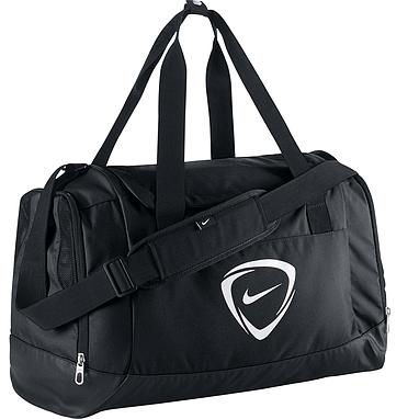 Сумка спортивная Nike Club Team Medium Duffel черный