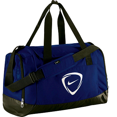 Сумка спортивная Nike Club Team Small Duffel синий