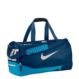 Сумка спортивная Nike Max Air Vapor Duffel синяя b9d793beefeee