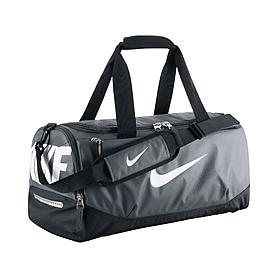 Сумка спортивная Nike Team Training Small серый