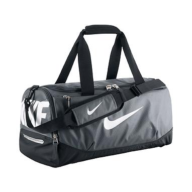 1a7b6305 Сумка спортивная Nike Team Training Small серый - купить в Киеве ...
