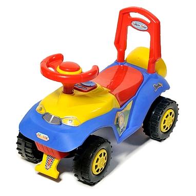 Каталка-толокар машина Baby Tilly H-03-IC синий