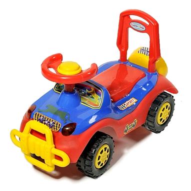 Каталка-толокар машина Baby Tilly H-04-IC синий