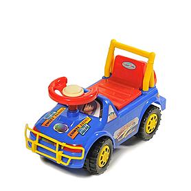 Каталка-толокар машина Baby Tilly H-05 синий