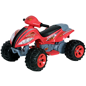 Электромобиль детский квадроцикл Baby Tilly BT-BOC-0053 Red