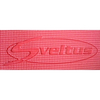 Коврик для йоги (йога-мат) с отверстиями TapiGym Sveltus 5 мм красный - фото 5