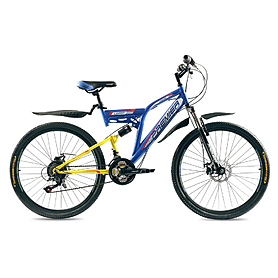 "Велосипед горный Premier Legion Disc - 26"", рама - 18"", желтый (TI-14296)"