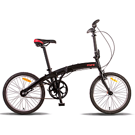 Фото 1 к товару Велосипед складной Pride Mini 3sp 20