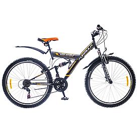 """Велосипед горный Formula Kolt 26"""" 2015 черно-серый рама - 18"""""""