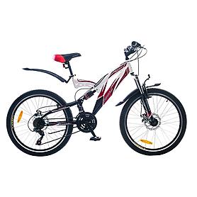 """Велосипед горный Formula Rodeo 26"""" 2015 черно-белый рама - 18"""""""
