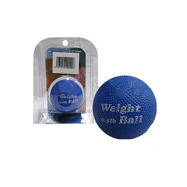 Мяч для метания PS W-026-0.5LB синий
