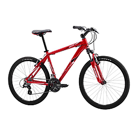 """Велосипед горный Mongoose Switchback Comp 26"""" красный рама - M"""