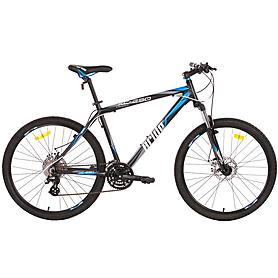 Фото 1 к товару Велосипед горный Pride XC-250 HD 26'' черно-синий матовый 2015 рама - 19