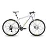 Велосипед горный Pride XC-26 MD 26'' бело-зелёный матовый 2015 рама - 15