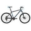 Велосипед горный Pride XC-26 MD 26'' чёрно-синий матовый 2015 рама - 15
