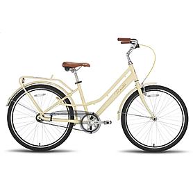 """Велосипед городской женский Pride Roadster 26"""" бежевый матовый 2015 рама - 16"""""""