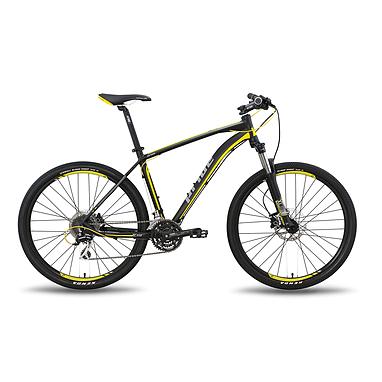 Велосипед горный Pride XC-650 HD 27,5