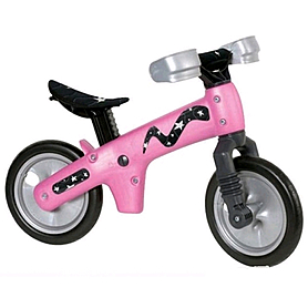 """Беговел детский Bellelli B-Bip Pl - 12"""", розовый (BIC-05)"""